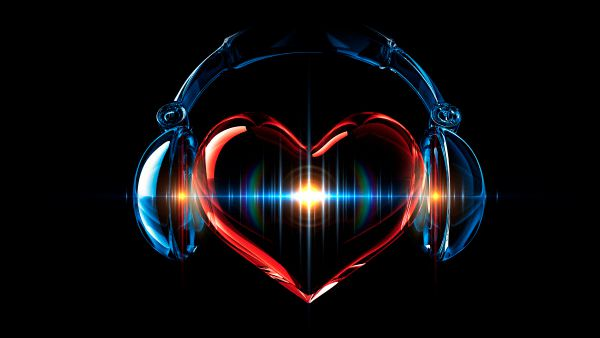 Heart & love music
