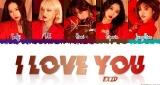 I LOVE YOU EXID