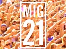 Mig 21 - TěsněVedleSebe