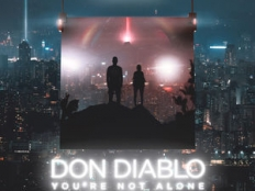Don Diablo feat. Kiiara - You're Not Alone