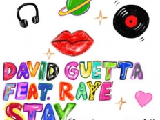 David Guetta & Raye - Stay (Don't Go Away)