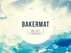 Bakermat - Vandaag