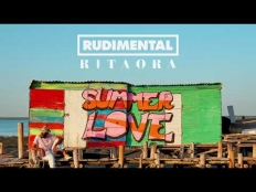 Rudimental feat. Rita Ora - Summer Love