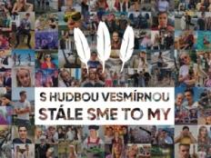 S Hudbou Vesmírnou feat. Michal Horák - Som tu zo slušnosti