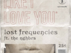 Lost Frequencies feat. The NGHBRS - Like I Love You