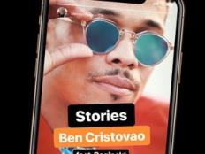 Ben Cristovao - Stories