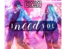 Drozďo & Demex - I Need You