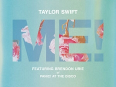 Taylor Swift & Brendon Urie of Panic! At The Disco - Me!