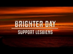 Support Lesbiens - Brighter Day