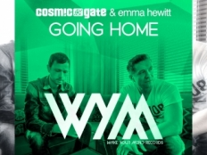 Cosmic Gate & Emma Hewitt - GOING HOME (Gareth Emery Remix)