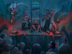 Jon Bellion feat. Travis Mendes - Guillotine