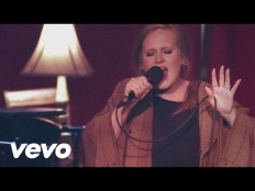 Adele - Rolling in the deep (live)