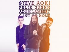 Steve Aoki & Felix Jaehn feat. Adam Lambert - Can't Go Home