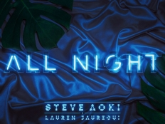 Steve Aoki feat. Lauren Jauregui - All Night