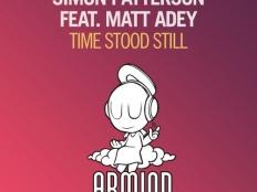 Simon Patterson feat. MATT ADEY - TIME STOOD STILL