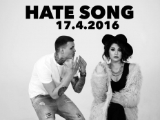 Vladis feat. Celeste Buckingham - Taký nejsom (Hate song)