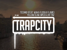 Yellow Claw & Diplo & LNY TNZ feat. Waka Flocka Flame - Techno