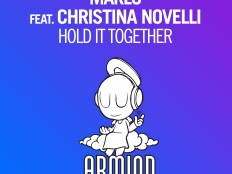MARLO feat. CHRISTINA NOVELLI - HOLD IT TOGETHER