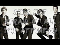 One Direction - Shes Not Afraid