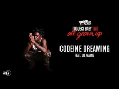 Kodak Black feat. Lil Wayne - Codeine Dreaming