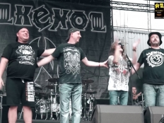 Alkehol feat. Petr Janda a Josef Vojtek - Rockeři