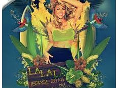Shakira feat. Carlinhos Brown - Dare (La La La)