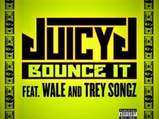Juicy J feat. Wale, Trey Songz - Bounce It