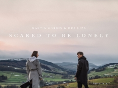 Martin Garrix feat. Dua Lipa - Scared To Be Lonely
