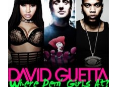 David Guetta - Where Them Girls At