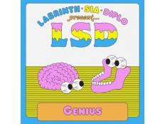 LSD feat. Sia & Diplo & Labrinth - Genius