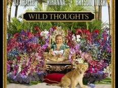 DJ Khaled feat. Rihanna & Bryson Tiller - Wild Thoughts