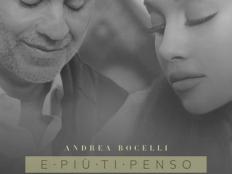 Andrea Bocelli feat. Ariana Grande - E Più Ti Penso