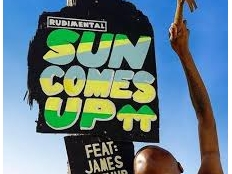 Rudimental feat. James Arthur - Sun Comes Up