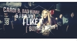 I Like It (Buyakee Bootleg) Cardi B, Bad Bunny & J. Balvin
