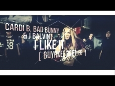 Cardi B, Bad Bunny & J. Balvin - I Like It (Buyakee Bootleg)