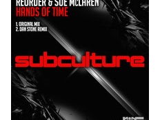 ReOrder & SUE McLAREN - HANDS OF TIME