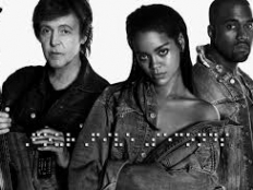 Rihanna feat. Kanye West & Paul McCartney - Four Five Seconds