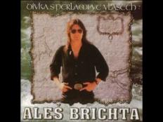 Aleš Brichta - Dívka s perlami ve vlasech