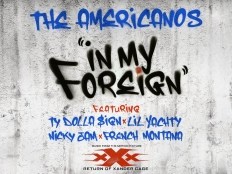 The Americanos feat. Ty Dolla Sign, Lil Yachty, Nicky Jam & French Montana - In My Foreign
