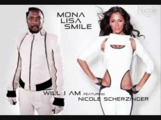 Will.I.Am feat. Nicole Scherzinger - Mona Lisa Smile