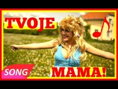 Johanka Čunková - Tvoje mama!