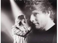 Ed Sheeran feat. Demi Lovato - Give Me Love