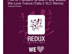 RENE ABLAZE & JAM DA BASS - WE LOVE TRANCE (Talla 2XLC Remix)