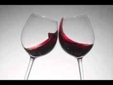 duo yamaha - červené vínečko
