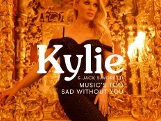 Kylie Minogue feat. Jack Savoretti - Music's Too Sad Without You