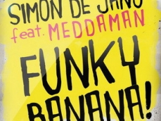 Simon De Jano feat. Meddaman - Funky Banana (Club Mix)