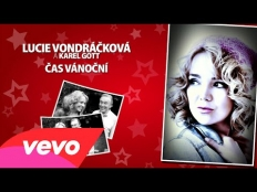 Lucie Vondráčková a Karel Gott - Čas vánoční