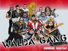 Walda Gang - 7 dostavníků