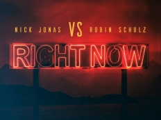 Nick Jonas feat. Robin Schulz - Right Now