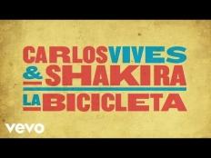 Carlos Vivas & Shakira - La Bicicleta